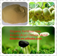 Organic Nitrogen chelate organic micronutrients fertilizers