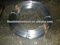BWG20 Galvanized Iron Wire/8#-22# Wire Gauge/Steel Wire Rod
