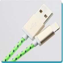 MFI USB Cable for iPhone 6/5S/5C/5 , Standard USB2.0 Interface , Transfer Faster and More Convenient