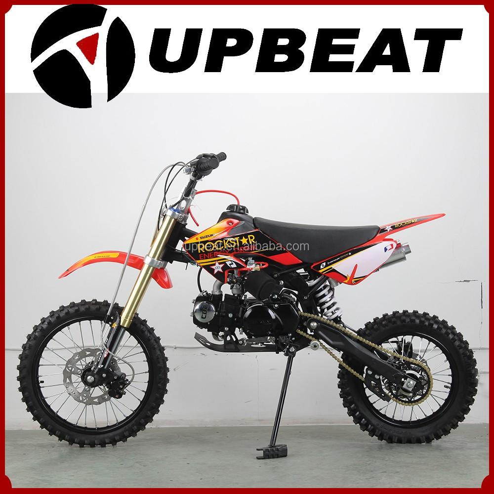 optimiste moto 125cc dirt bike 125cc pit bike pas cher pour vente db125 5 moto id de produit. Black Bedroom Furniture Sets. Home Design Ideas