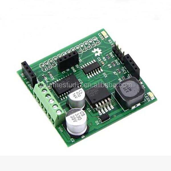 Raspirobot board v2 raspberry pi dc motor controller for Dc motor raspberry pi