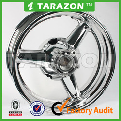 """high performance black 17"""" aluminum racing alloy wheel motorcycle for CBR400"""