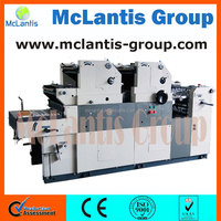 Two Color Offset Printing Machine