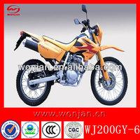 2013 new Cheap 200cc road legal dirt bike (WJ200GY-6)