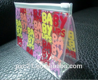 new product clear pouch pvc bag for gifts,cosmetics,cafts