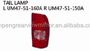 CAR TAIL LIGHT FOR MAZDA B2500 ,2002