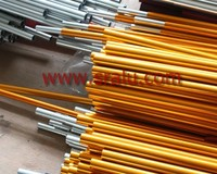 China Accessory 6061 Aluminium Tube Tent Pole 15mm 8mm Aluminium Pipe
