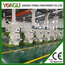 asia combination 30t/h wood pellet production line