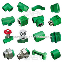 Korea material good price ppr pipe fittings plumbing fittings