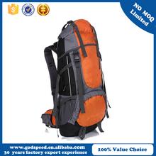 2015 manufacturer new stylish travel backpack branded hiking men bag