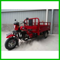 150CC 200CC 250CC Motor Tricycle For Adults Cargo