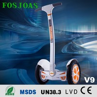 Foldable electric scooter with 500-700W Power motor Airwheel and Fosjoas brand