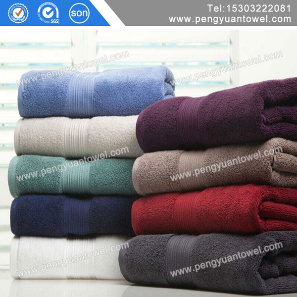 China Manufacturer Oversized Bath Towels Made In China