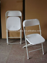 2012 newest plastic folding chair
