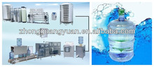 5 gallon high quality bottle washing filling capping machine