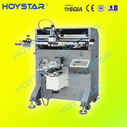 Semi-automatic Single Color Pens And Mug Screen Printing Machines GW-2A