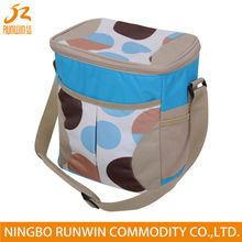 Colorful Waterproof Rubber Soled Food Warmer School Lunch Bags For Kids