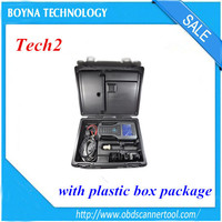 G-M TECH2 Full Set Support 6 Software G-M Tech 2 Scanner + Candi with plastic box package