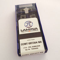 CCMT09T308 NN CCMT09T304 NN LT10 Swiss made LAMINAs Original carbide inserts for turning tool holder