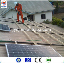 CE approved high power monocrystalline solar panel with 2w to 350w