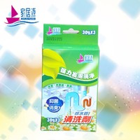 Super clean toilet foaming agent cleaner easy for U place toilet drain pipe cleaner