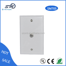 hot sale electrical outlet faceplates f81type
