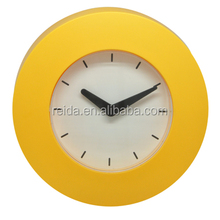 hot selling cheap for home decorative plastis wall clock