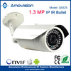 Amovision Q8325V Telecamera bullet IP HD 720P P2P IR2.8-12mm Varifocal lens Wifi car ip cctv Camera