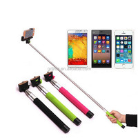 High quality Bluetooth selfie stick with USB charging