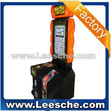 Lsjn- 074 kart okuyucu jetonlu tapınak çalıştırmak 2 büyük eğlence itfa simülatörü arcade oyun makinesi oyun merkezi
