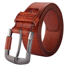 2014 Men's Nice Genuine leather Belt
