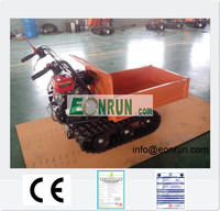 mini dumper for farm and gardening with CE
