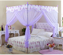 lace mosquito bed net canopy