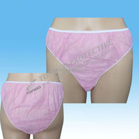 Disposable women's tanga/G-string/Thong nonwoven fabric