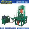 vibrators & compression big movable block machine