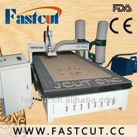 China Jinan wood engraving machine for cutting chair FASTCUT-1325