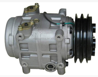 High quality Auto 12v dc air conditioner compressor