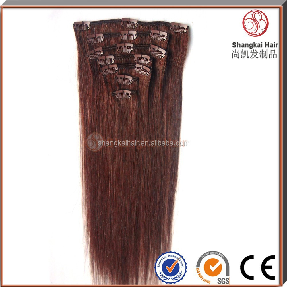 Wholesale Clip In Hair Extensions Cheap 117