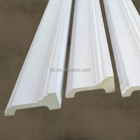 Factory sales pu/polyurethane decorative architrave