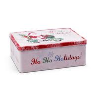 tin gift box, custom printed tin box, metal tin box