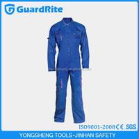 GuardRite Brand Cheap Wholesale Denim Fashion Overalls, Blue Salon Uniforms And Workwear ,Fashion Overalls For Men