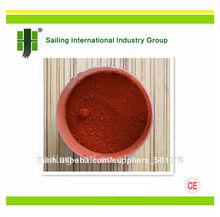 El plomo rojo, el plomo rojo en polvo, óxido de plomo( 97.5%)