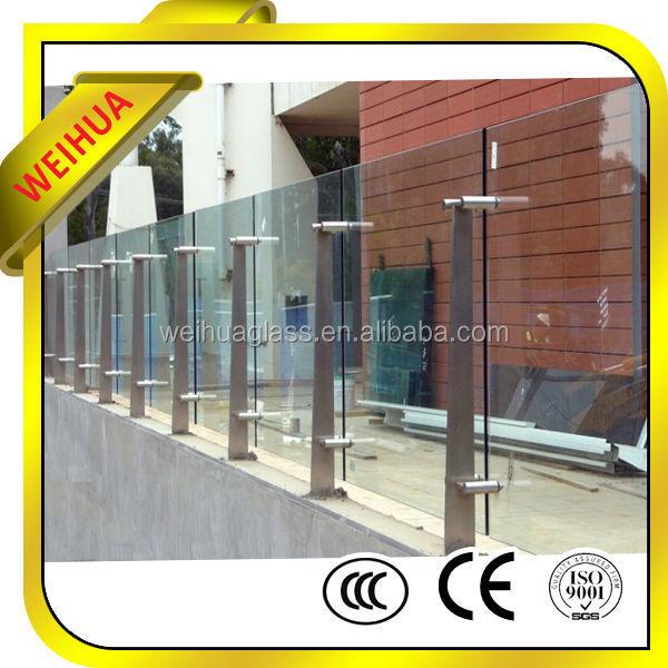 Cristallo 6mm prezzo al metro quadro con ce/ISO/ccc