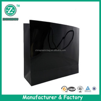 customized luxury cosmetic paper shopping bag(zzmx03)