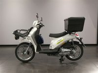 USED ITALIAN SCOOTER 125 cc