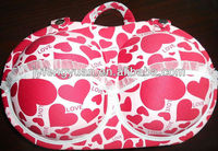 promotional EVA bra carrying case EVA bra trval case