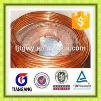 C11000 Pancake air conditioner Copper Pipe / Tube in Coil price meter
