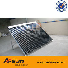 A-SUN heat pipe solar collector panel with high efficiency