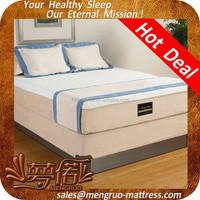 wholesale bedroom double size compress gel foam mattress