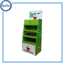 Good Quality Cardboard Display For Tea,Corrugated Paper Display Stand For Tea,Cardboard Display For Tea Products